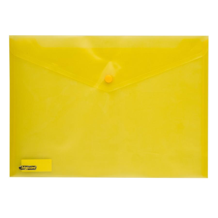 Bigpoint Çıtçıtlı Dosya A4 Sarı BP230-15