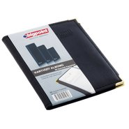 PU Cover Business Card Holder 96 Pockets