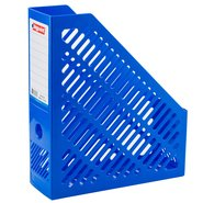 PS File Rack Blue