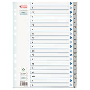 PP 11 Holes Subject Dividers 20-Tab (Alphabets)