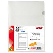 L Folder Standard 100 Pcs (90 Micron)
