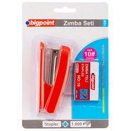 Stapler Set No:10 Red