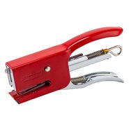 Mini Plier Stapler No:10 Red