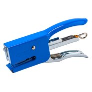 Mini Plier Stapler No:10 Blue