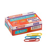 PVC Covered Coloured Paper Clip Nr.3 28mm