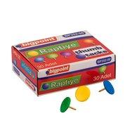 Thumb Tacks Mix Colours