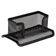 Mesh Business Card Holder Black