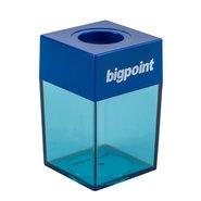 Magnetic Paper Clip Box Blue