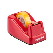 Mini Tape Dispenser Red (10mt)