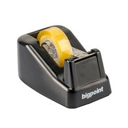 Mini Tape Dispenser Black (10m)