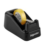 Small Tape Dispenser Black (33mt)