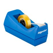Medium Tape Dispenser Blue (33mt)