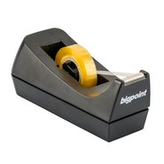 Medium Tape Dispenser Black (33mt)