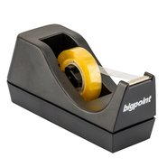 Medium Tape Dispenser Black (33mt)