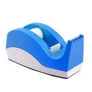 Medium Tape Dispenser Blue-White (33mt)