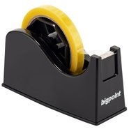 Large Tape Dispenser Black (66mt)