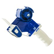 Packing Tape Dispenser Blue 50mm