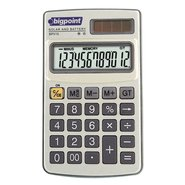 Hand-Held Electronic Calculator 12 Digits
