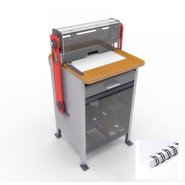 Professional Punching And Binding Machine