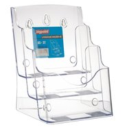 Literature Holder A5 3-Tier