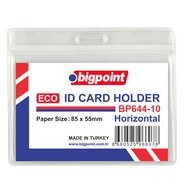 Eco Id Card Holder 85x55mm