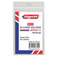 Eco Id Card Holder 55x85mm