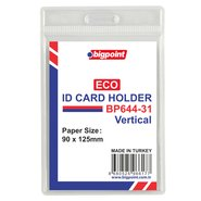 Eco Id Card Holder 90x125mm