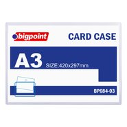A3 Card Case Clear