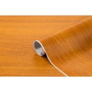 PVC Self Adhesive Roll 2m Wooden No:22