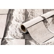 PVC Self Adhesive Roll 2m Marble No:32