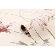 PVC Self Adhesive Roll 2m Flower No:57