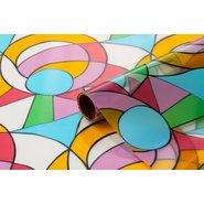 PVC Self Adhesive Roll 2m Mosaic No:60