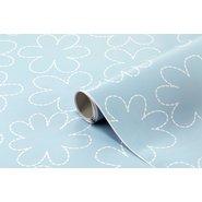 PVC Self Adhesive Roll 2m Flower No:65