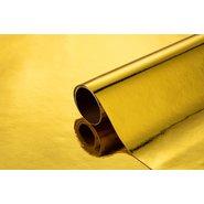 PVC Self Adhesive Roll 2m Gold No:88