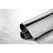 PVC Self Adhesive Roll 2m Silver No:89