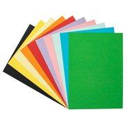 Cardboard Paper 25x35cm (Mix 10 Sheets)