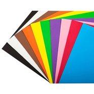 Cardboard Paper 50x70cm (Mix 10 Sheets)