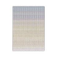 Metallic Cardboard 50x70cm Silver 10 Sheets