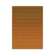Metallic Cardboard 50x70cm Gold 10 Sheets