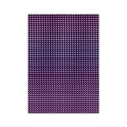 Metallic Cardboard 50x70cm Purple 10 Sheets