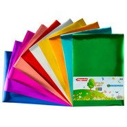 Flocking Paper A4 80 Gsm (Mix 10 Assorted)