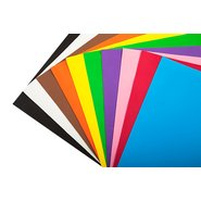 Eva Foam 50x70cm (Mix 10 Assorted)