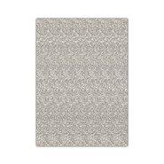 Glitter Eva Foam 50x70cm Silver 10 Sheets