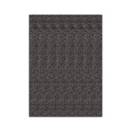 Glitter Eva Foam 50x70cm Black 10 Sheets