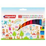 Erasable Jumbo Wax Crayon