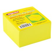 Sticky Cube Yellow 400 Sheets