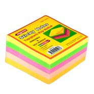 Sticky Cube 5 Colours / 400 Sheets