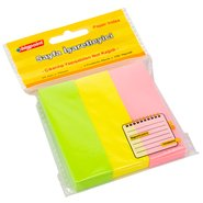 Sticky Notes 25x75mm 3 Colours in Pad