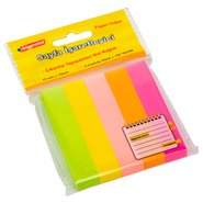 Sticky Notes 15x75mm 5 Colours in Pad