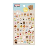 Sticker Teddy Bears
